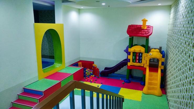 Simply and Relax 1BR @ Brooklyn Apartment By Travelio Tangerang Selatan - Kawasan permainan anak