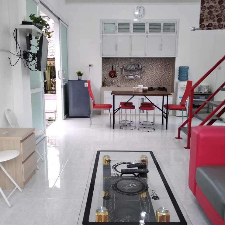 Hamidah Homestay Bangka - Penampakan ruang keluarga utama