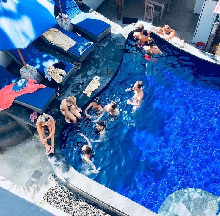 D'reborn Guest House Bali - Facilities