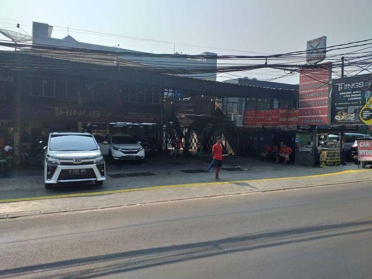 Kamar Pluit Jakarta - Facade