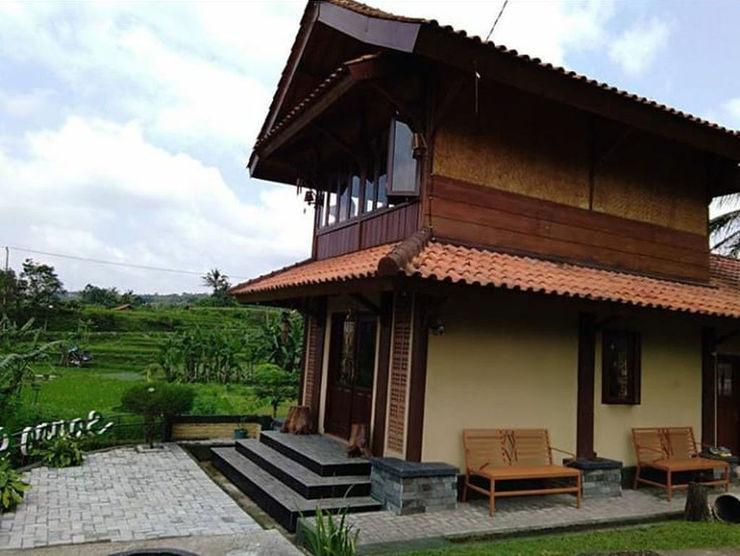 Villa Saung Gumati Garut Garut - Exterior