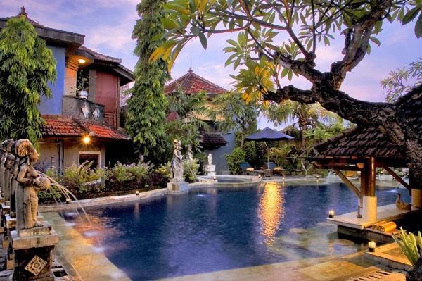 Putu Bali Villa Bali - (09/Dec/2013)