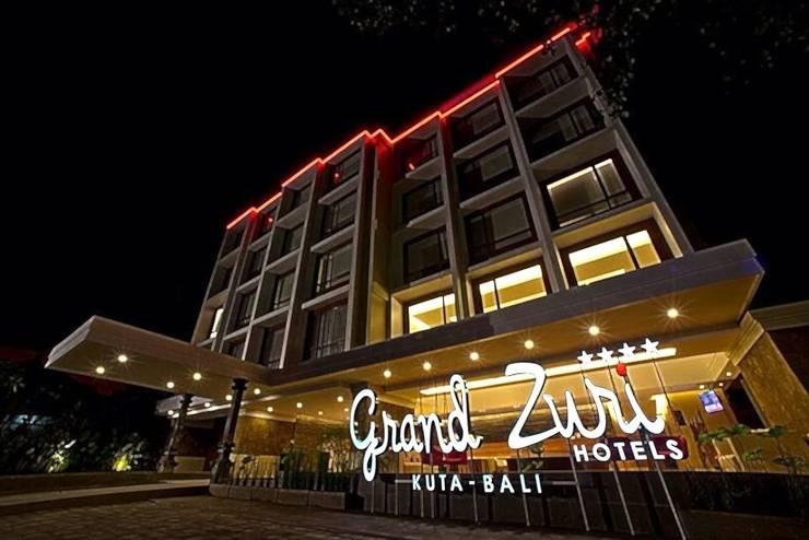 Grand Zuri Kuta Bali - Building View
