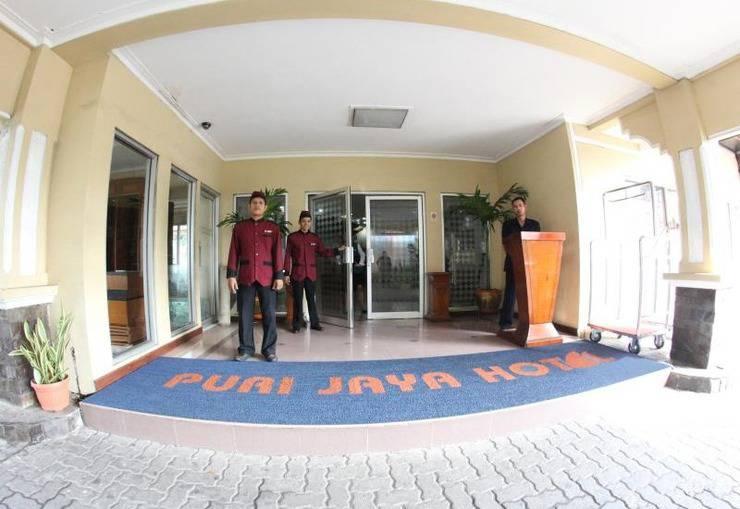 Puri Jaya Hotel Jakarta - Sambutan