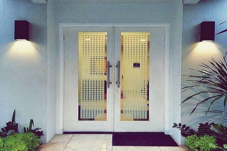 Asatu Mansion Makassar - Pintu Masuk