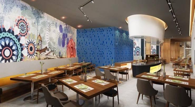 Olympic Renotel Sentul - Restoran