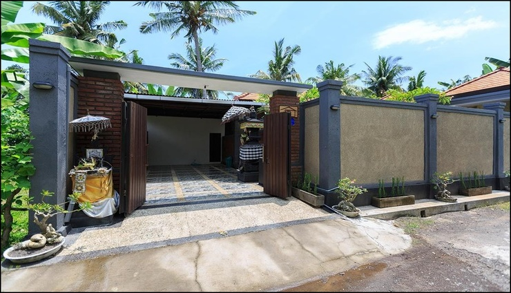Villa Twin Lovina Bali - exterior
