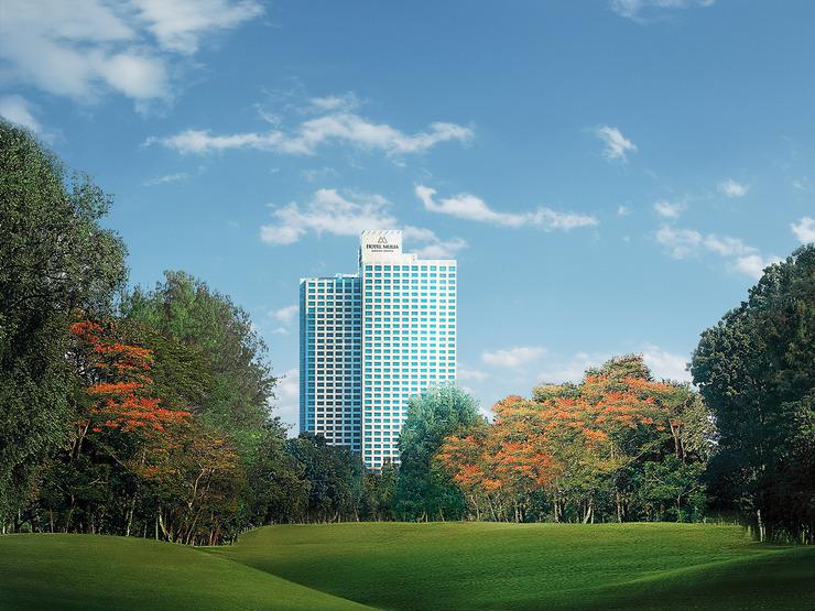 Hotel Mulia Senayan, Jakarta Jakarta - Hotel Exterior
