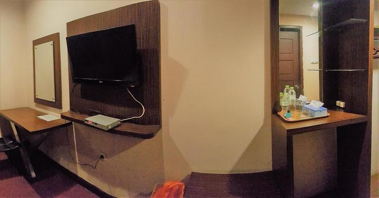 Damon Butik Hotel Pekanbaru - Rooms