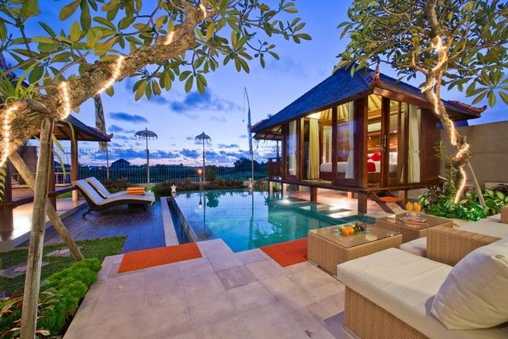Paddy View Villa Bali - (03/Mar/2014)