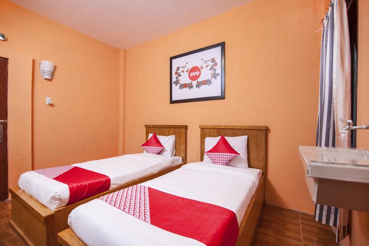 OYO 581 Serdika Pavilion Karo - Guestroom