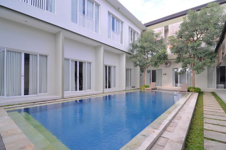 Airy Denpasar Selatan Tukad Badung 9 Bali - Pool
