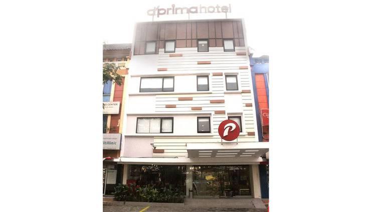 d'primahotel Airport Jakarta I - Facade