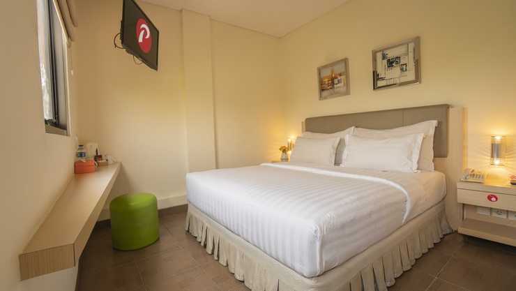 d'primahotel Airport Jakarta I - superior room
