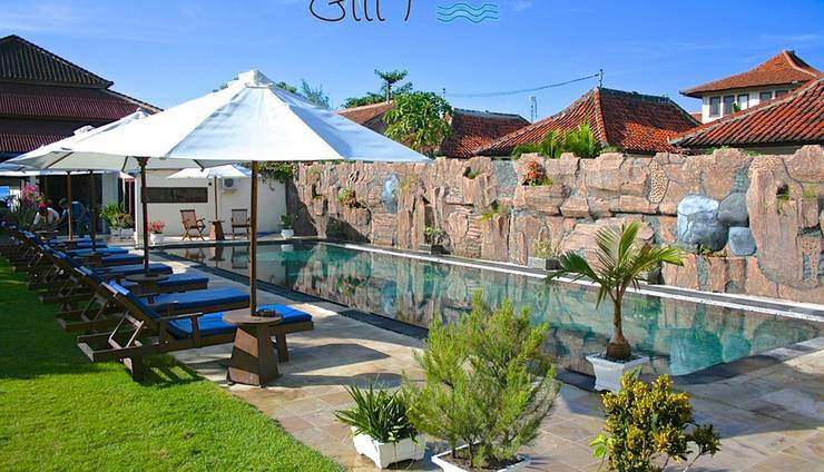 Gili T Resort Lombok - (05/June/2014)