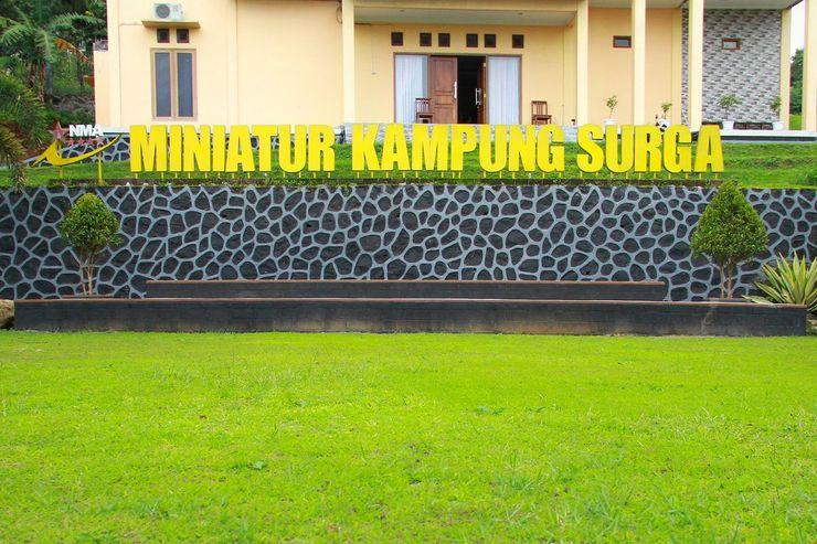 Miniatur Kampung Surga Semarang - Exterior