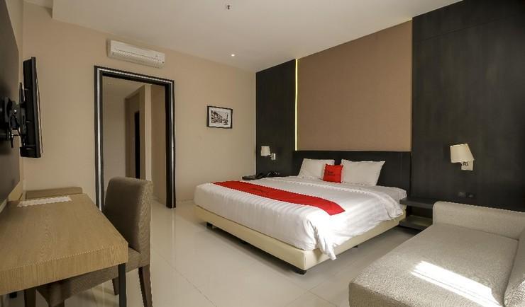 RedDoorz Premium @ Ciumbuleuit Atas Bandung - Guestroom