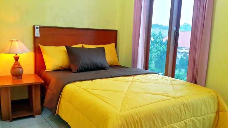 OYO 2625 Pondok Penginapan Patradisa Bandung - Bedroom