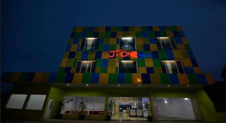 T-One Hotel Jambi Jambi - Exterior