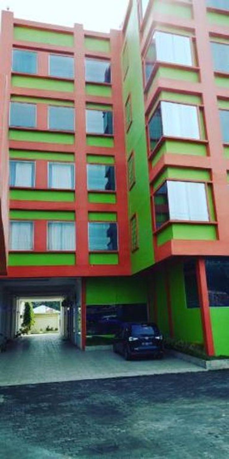 Grand Sahada Hotel SYARIAH Labuhan Batu Selatan - Exterior