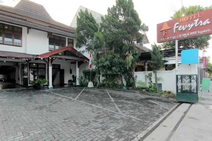 Hotel Fevytra Syariah Yogyakarta Yogyakarta - Exterior