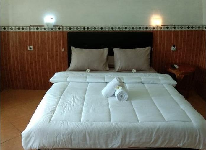 Peaceful Penida Hill Bungalow Bali - room
