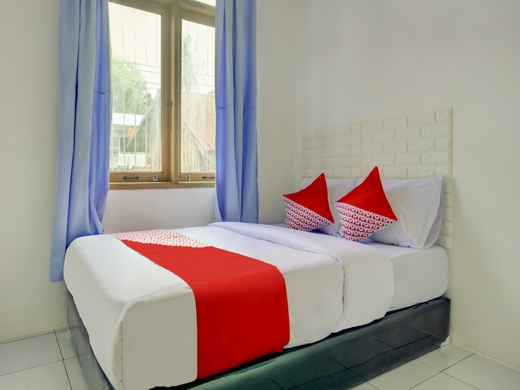 OYO 3286 Ramania Residence Samarinda - Bedroom