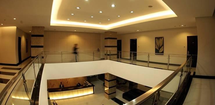 Hotel 88 Grogol - Corridor