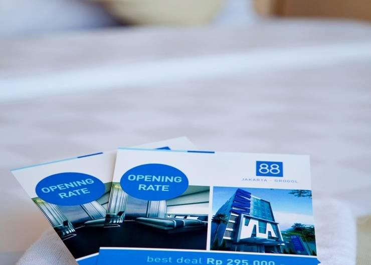 Hotel 88 Grogol - Brosur