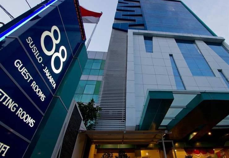 Hotel 88 Grogol - Hotel Building