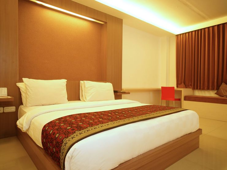 Hotel Princess Palembang - Bedroom