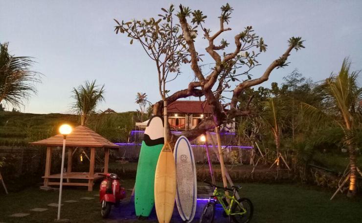 The Anara Surf Camp Bali - Exterior
