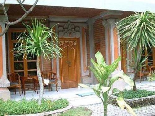 Sayang Maha Mertha Hotel Bali - Teras