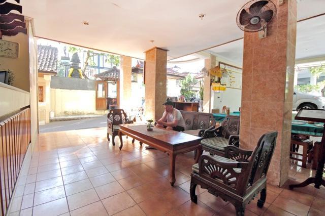 Sayang Maha Mertha Hotel Bali - Lobi