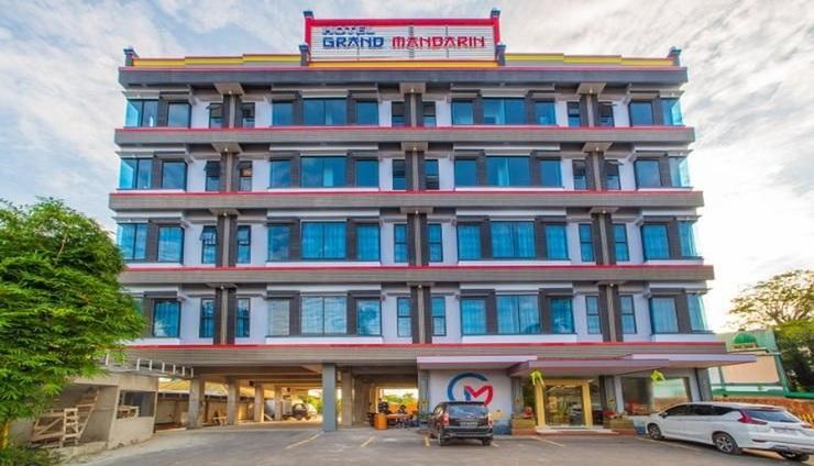 Grand Mandarin Inn Singkawang - Exterior