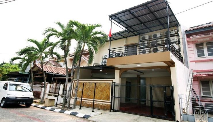Kamar Keluarga Bandara 7 Tangerang - Exterior