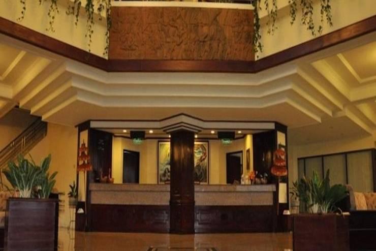 Queen Garden Hotel Banyumas - Lobi