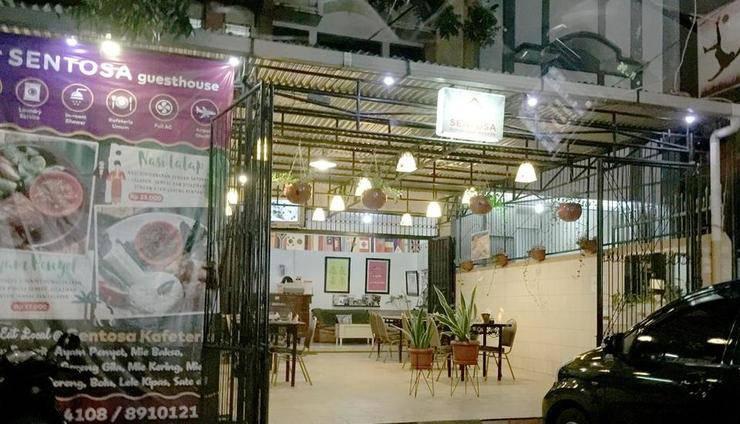Wisma Sentosa Makassar - Eksterior