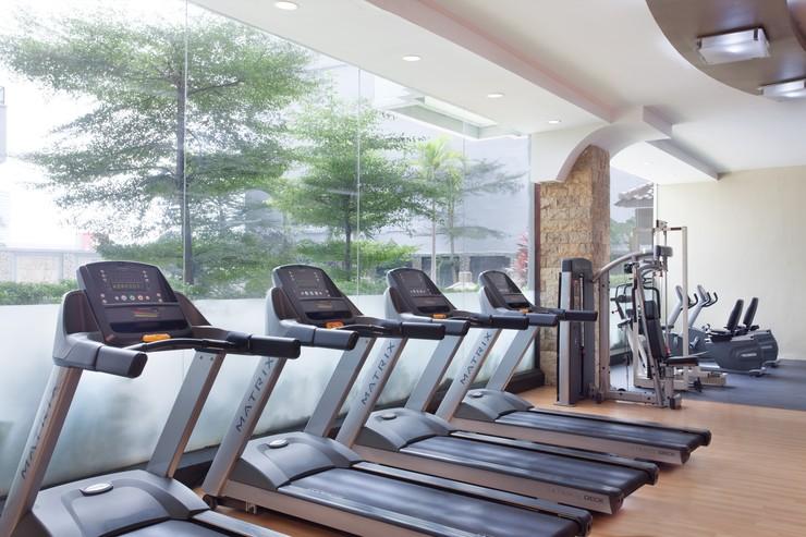 Bobotel Gatot Subroto Medan Medan - Gym