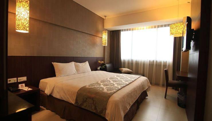 Hotel D'Anaya Bogor - Deluxe Satu Ranjang