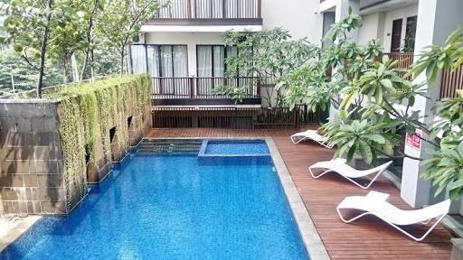 Hotel D'Anaya Bogor - Kolam renang