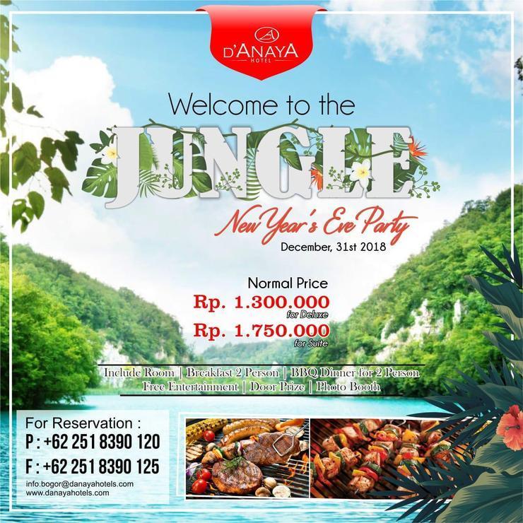 Hotel D'Anaya Bogor - Promo New Year