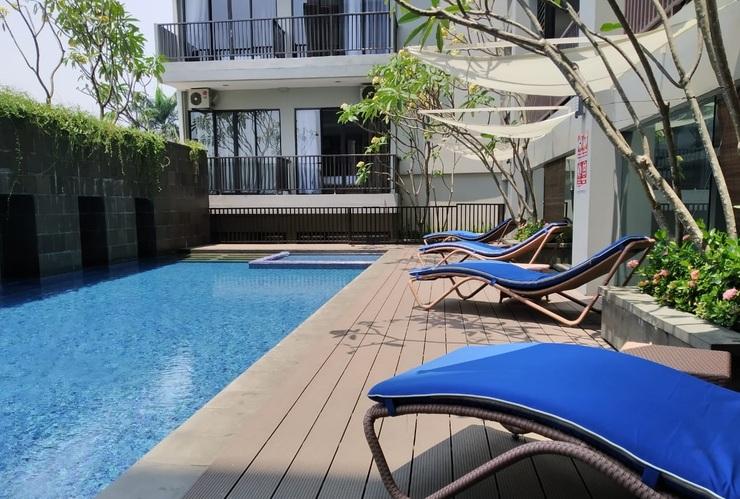 Hotel D'Anaya Bogor - D'Plumeria