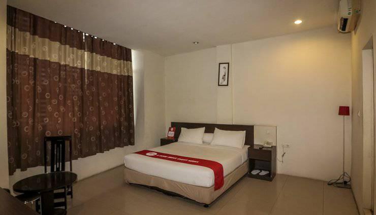 NIDA Rooms Umar 18 Lima Puluh Pekanbaru - Kamar tamu