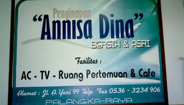 Annisa Dina Hotel Palangka Raya - Annisa Dina