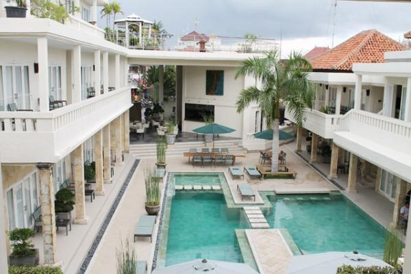 Bali Court Hotel & Apartment Bali - Kolam Renang
