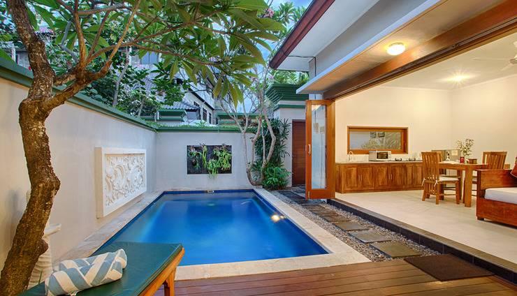 Villa Tukad Alit Bali - One Bedroom Villa pool