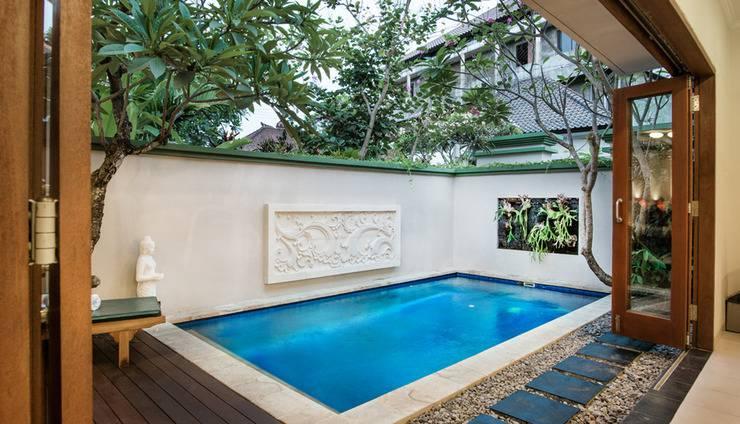 Villa Tukad Alit Bali - One BR Swimming Pool