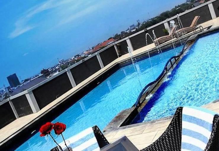 Grand Pacific Hotel Bandung - Swimming Pool