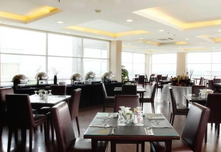Grand Pacific Hotel Bandung - Restaurant